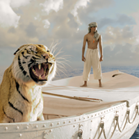 9 Good Bets for Oscar Life of Pi     Release Date: November 21, 2012     Facebook