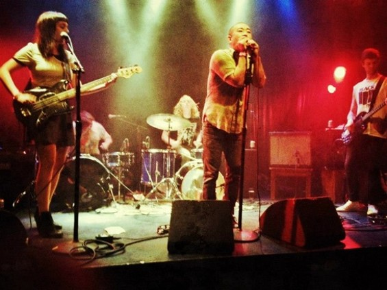 Life Stinks plays Hemlock Tavern Friday, Nov. 29.