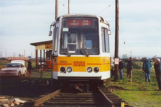 Like this old train, many elements of yesterday's sweeping Muni charter amendment were things we've seen before...