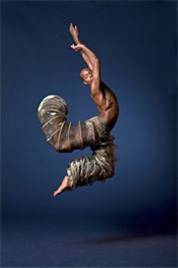 MARTY SOHL - LINES Ballet.