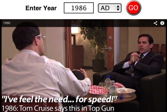THEOFFICETIMEMACHINE.COM