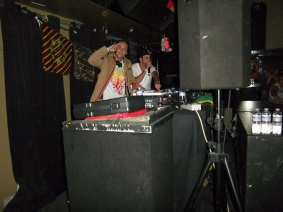 Lionize and DJ Ryan I