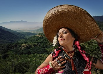 Live Dead: A Q&A with Lila Downs