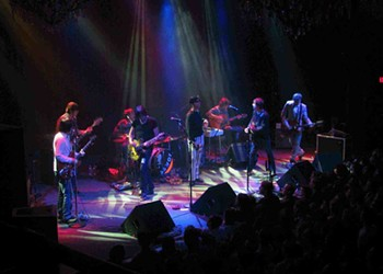 Live Review, 5/11/12: Brian Jonestown Massacre Returns to the Fillmore, Attitude and All