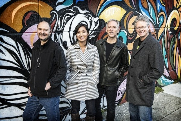 Kronos Quartet - JAY BLAKESBERG
