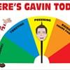 Lo, Gavin Newsom Tweets Not Once But Twice!