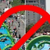 Local Killjoy Starts Petition to End Giant Waterslide, Says It's a Giant Waste of Water