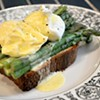 SFoodie's 50 Favorites: Asparagus and Egg Sandwich