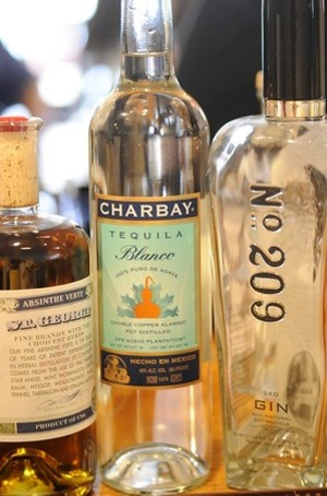 Local spirits at the Bay Area Distillers Panel - LIZA GERSHMAN