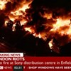 London Warehouse Fire Badly Burns Indie Labels