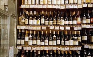 Look at it this way: One bottle damn near fills an entire stocking. - O/A/FLICKR