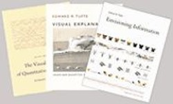 Look Books: If you like Tufte, read his tomes and skip - his courses.