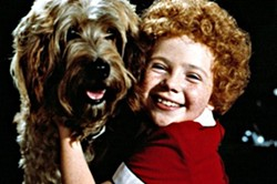Look how great Little Orphan Annie turned out
