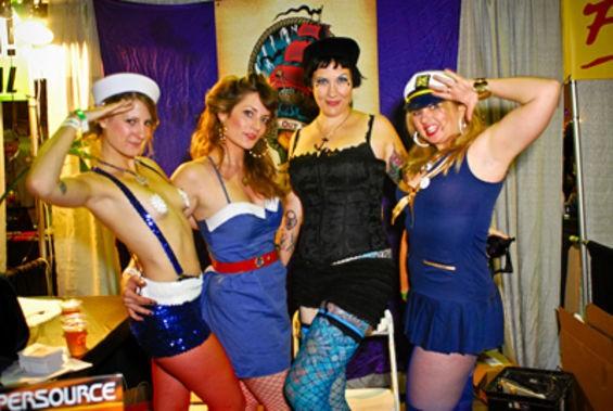 Looking for a few good Seamen - C.S. MUNCY
