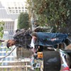 Occupy SF: Protesters Reoccupied Justin Herman Plaza -- Sort Of