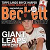 Buster Posey Outshined -- by His Sister