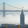 Lost in the Fog: Bay Bridge Beacons Keep Failing, Right as the Weather Turns Foul