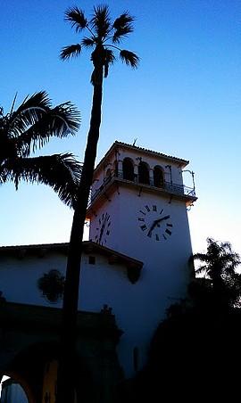 Lovely downtown Santa Barbara - JOE ESKENAZI