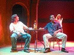 JAMES  FAERRON - Luis Saguar, Sean San Jos, and Anna - Maria Luera.