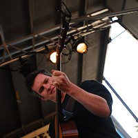 M. Ward and Built To Spill: Treasure Island Music Festival Pics  By Paul Quitoriano