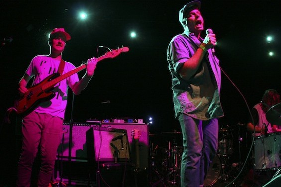 Mac DeMarco at the Independent on Monday - CHRISTOPHER VICTORIO