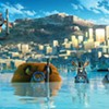 """Madagascar 3: Europe's Most Wanted"": Sensory Overload"