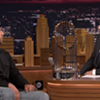 "Madison Bumgarner on ""The Tonight Show"""