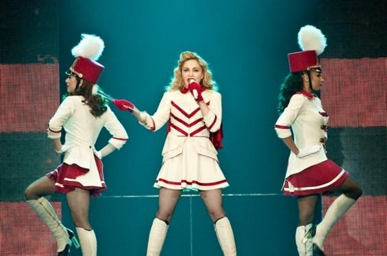 Madonna at HP Pavilion - SUGARWOLF