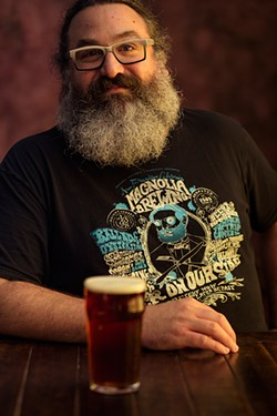 Magnolia Brewery's Dave McLean