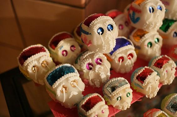 Make sugar skulls with Autumn Press on Oct. 23. - FLICKR/ELINAR