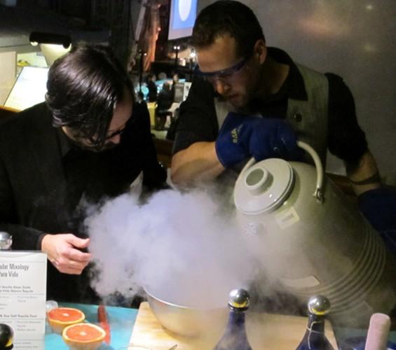 Making science fun at the Exploratorium - LOU BUSTAMANTE