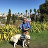 Man and Dog Walk From Canada to Mexico, Stop in San Francisco