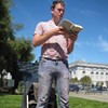 Man Completes S.F. Public Reading of 'Finnegans Wake' in 29 Hours, 15 Minutes -- Nobody Knows Why