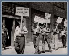 Management vs. workers: an age old American conflict. - HENNEPIN COUNTY LIBRARY