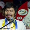 Manny Pacquiao Will Descend on AT&T Park Today
