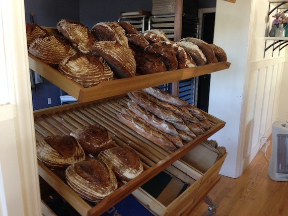 Manresa Bread in Los Gatos - TREVOR FELCH