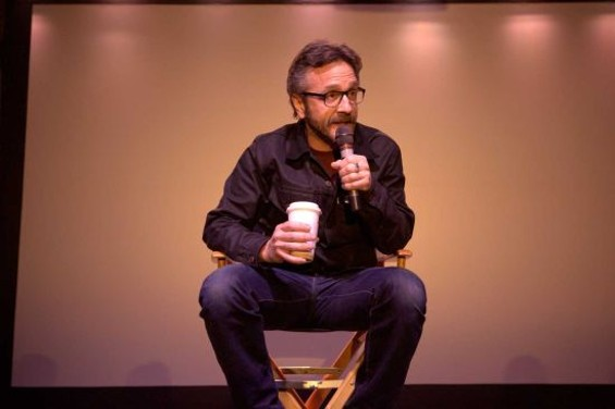 Marc Maron at SXSW - IFC