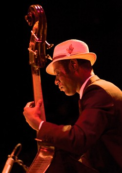 SCOTT CHERNIS - Marcus Shelby celebrated Duke Ellington at UC Berkeley