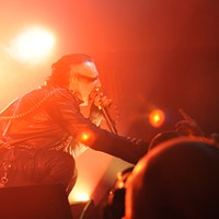 Marilyn Manson @ The Warfield