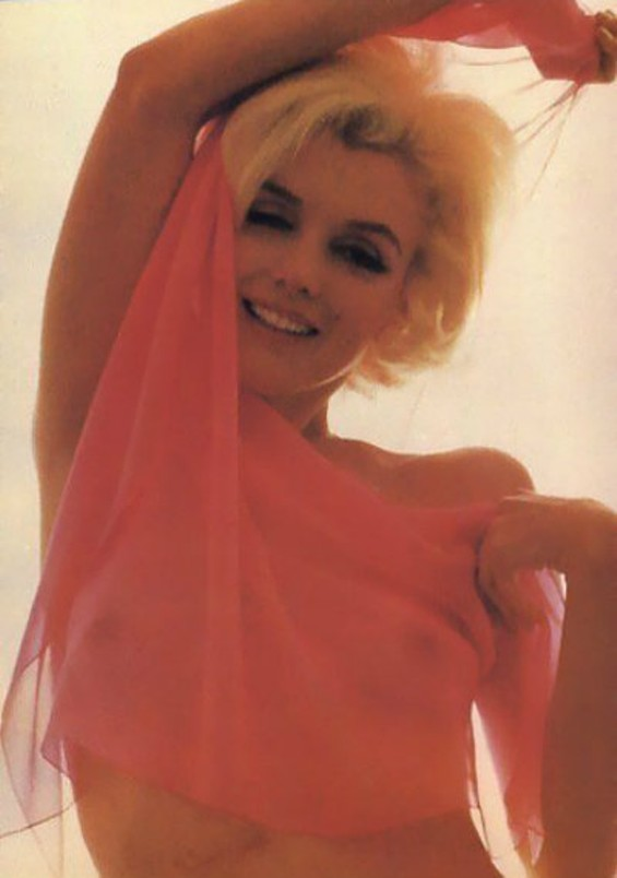 Marilyn Monroe, from Bert Stern's The Last Sitting