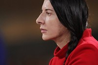 """Marina Abramovic: The Artist Is Present"": The Naked Gaze"