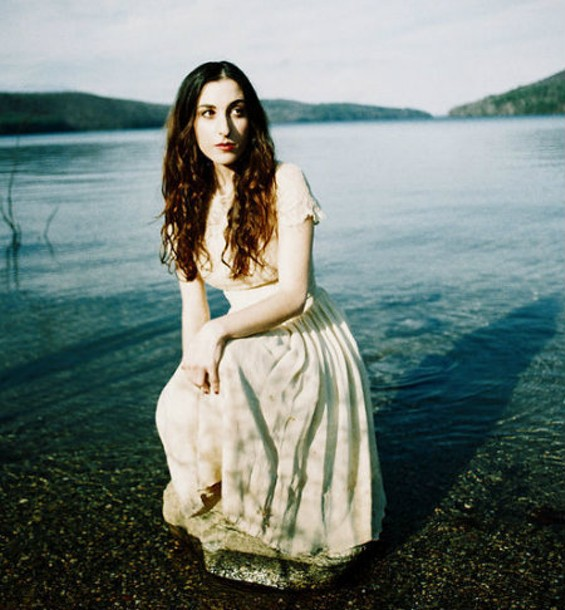 Marissa Nadler performs Saturday, Jan. 5, at the Chapel