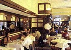 ANTHONY  PIDGEON - MarketBar's décor is handsome, but - the food is dull.