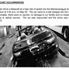 Maserati That Crashed Into Muni Yard Driven by 21-Year-Old Borrowing Boss' Car