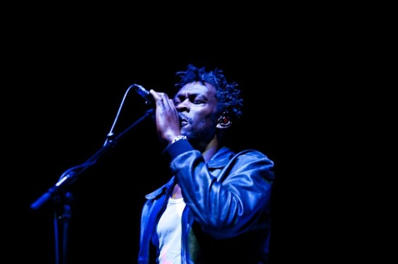 Massive Attack - RICHARD HAICK
