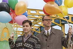 AJ FARKAS - Matmos: Floating on to Baltimore.