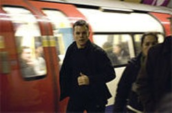UNIVERSAL PICTURES - Matt Damon returns as Jason Bourne.