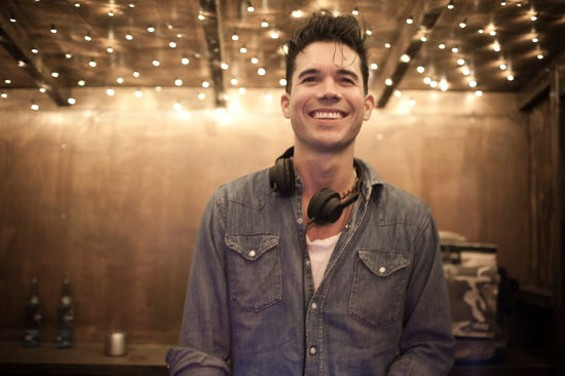 Matthew Dear plays Public Works on New Year's Eve.