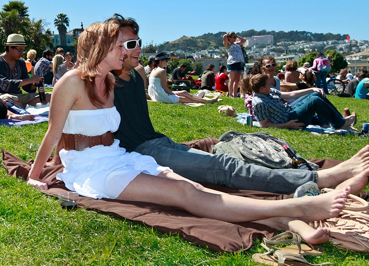 May Day @ Dolores Park