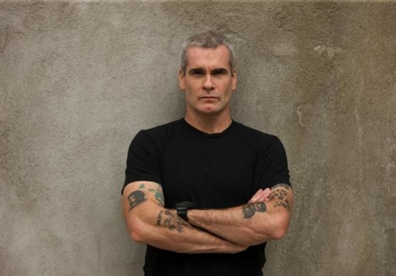 Maybe don't punch Henry Rollins, and he won't punch back?